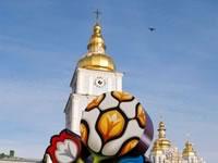 Минздрав Украины болеет за футбол